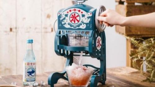 DOSHISHA 夏日派對!日式復古電動刨冰機