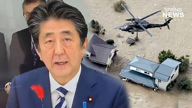 """ญี่ปุ่นเข้าสู่ขั้นตอนช่วยเหลือ หลัง """"ไต้ฝุ่นฮากิบิส"""" พัดผ่าน"""