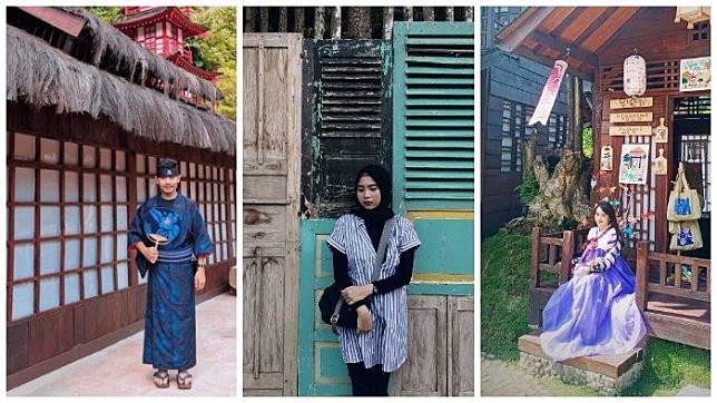 8 Spot Instagramable Di The Great Asia Africa Destinasi