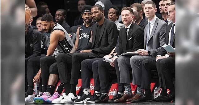 籃網想梭哈年輕選手交易球星 跟KI、KD組3巨頭