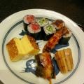Lunch-織部(にぎり) - 実際訪問したユーザーが直接撮影して投稿した銀座寿司銀座 久兵衛 銀座本店の写真のメニュー情報