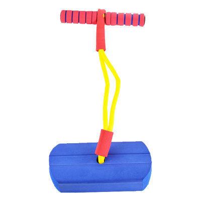 戶外玩具 兒童青蛙跳玩具幼兒園彈跳訓練娃娃跳寶寶戶外運動跳跳桿彈跳鞋