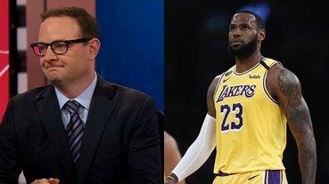 NBA 被指控「親中」?Woj 不滿官員怒回「Fxxk you」遭停職,詹皇等多位球星力挺沃神