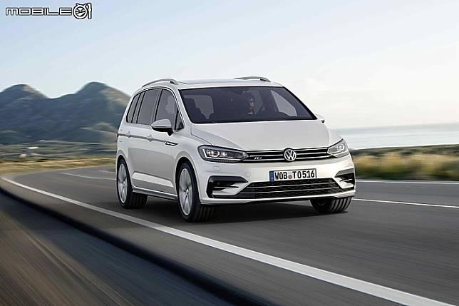 國內新訊 Volkswagen 2020年式touran上市 全車系標配iq Drive