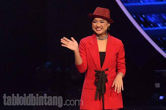 Momen Marion Jola Ketika Tersingkir dari Top 6 Indonesian Idol 2018