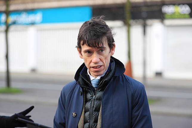 Rory Stewart, Hong Kong-born son of a British spy, wants to be London's mayor