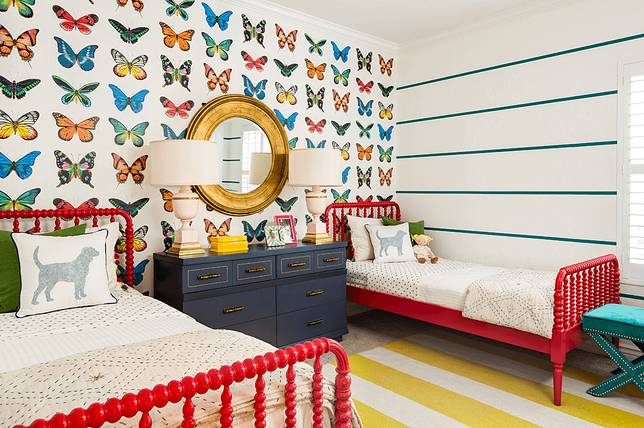 Unik dan Kreatif 7 Inspirasi Gambar Wallpaper Dinding Rumah