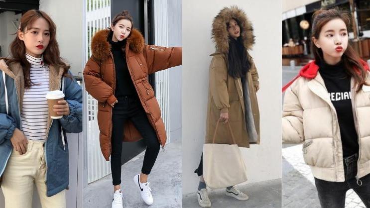 冬季「寒」流!四款韓妞人氣羽絨外套