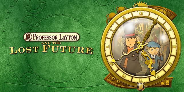 Professor Layton and The Lost Future, Game Puzzle Keren tuju Platform Mobile untuk Android dan iOS!