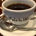 ラ・ヴォアブレンド - 実際訪問したユーザーが直接撮影して投稿した西新宿カフェCafe la Voie かどやホテルの写真のメニュー情報