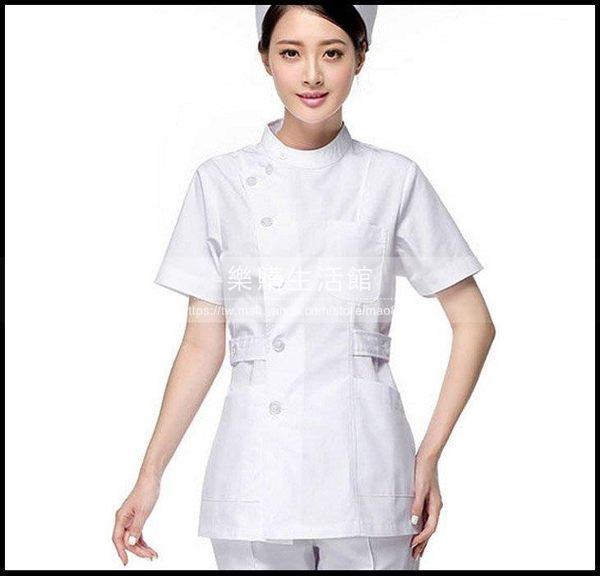 護士服分體套裝短袖夏款牙科牙醫藥店工作服實驗美容服LG-882221