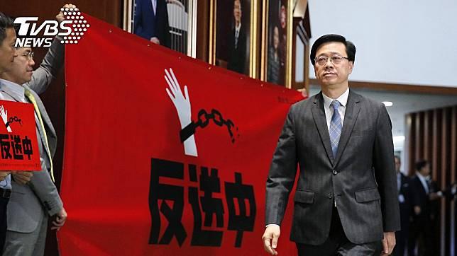 香港保安局局長李家超。圖/達志影像美聯社