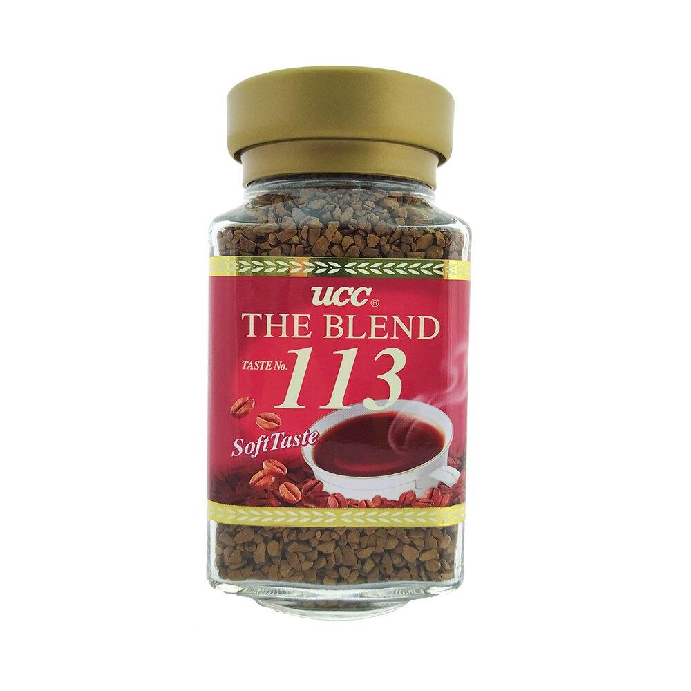 【UCC】第三代即溶咖啡-113即溶咖啡/666即溶咖啡 100g
