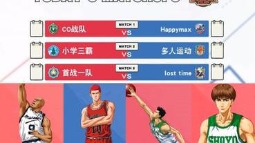 灌籃高手手遊該重點培養(課金)哪些球員呢? 陸版S2冠軍盃總決賽數據統計懶人包