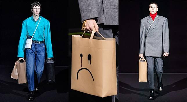 กระเป๋าสุดกวนจาก 'BALENCIAGA' แค่เห็นก็รู้แล้ว…ว่าอารมณ์บ่จอย!