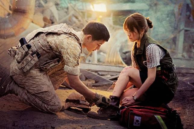 Setelah Song Joong-ki, giliran Song Hye-kyo beri pernyataan soal cerai