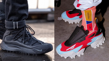 究竟是獵奇還是潮流?現在球鞋越做越狂,連我媽都問:「這些真的是球鞋?」