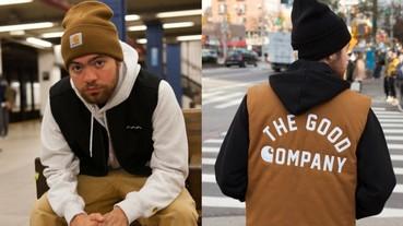 黑五就等這!「 Carhartt WIP X The Good Company 」聯名推出五週年紀念系列!