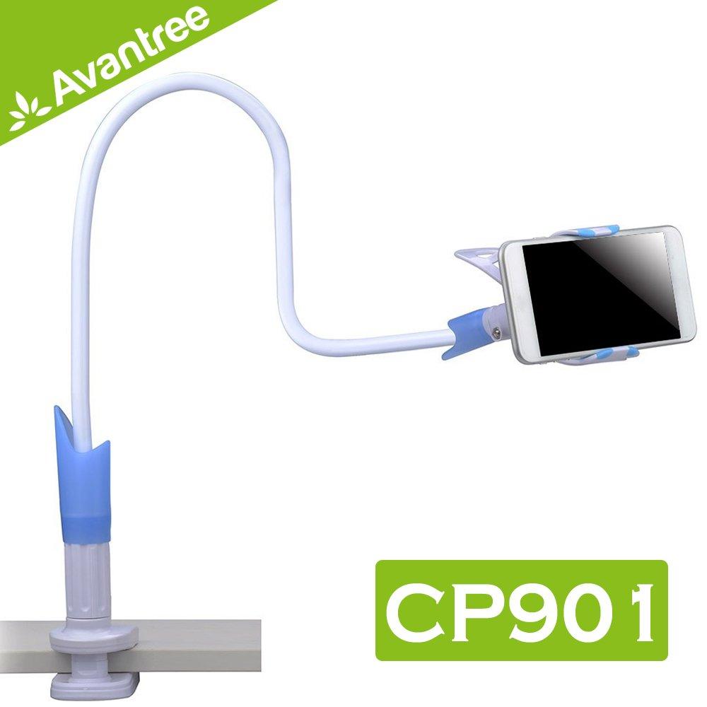 Avantree 超強不垂頭360度旋轉懶人夾手機支架(CP901)