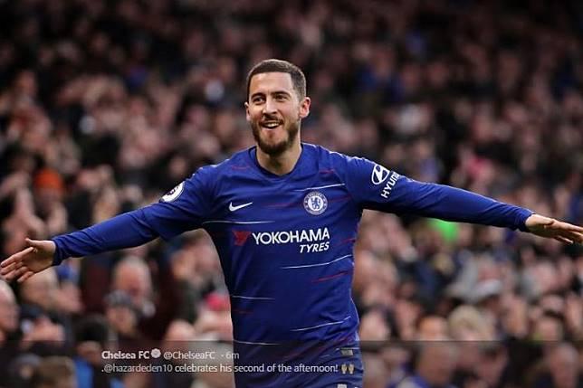 Chelsea Bakal Kehilangan 8 Pemain Sekaligus pada Musim Panas 2019