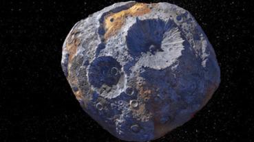 NASA 發現太陽系小行星富含金屬,市價高達 1000 京美元!