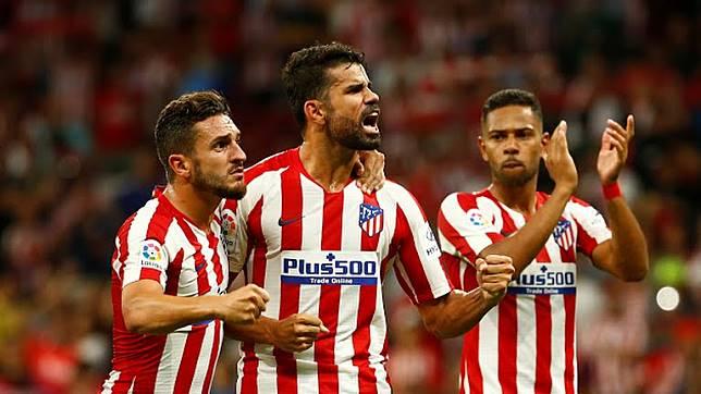 Atletico Madrid Diyakini Punya Peluang Juara Musim Ini