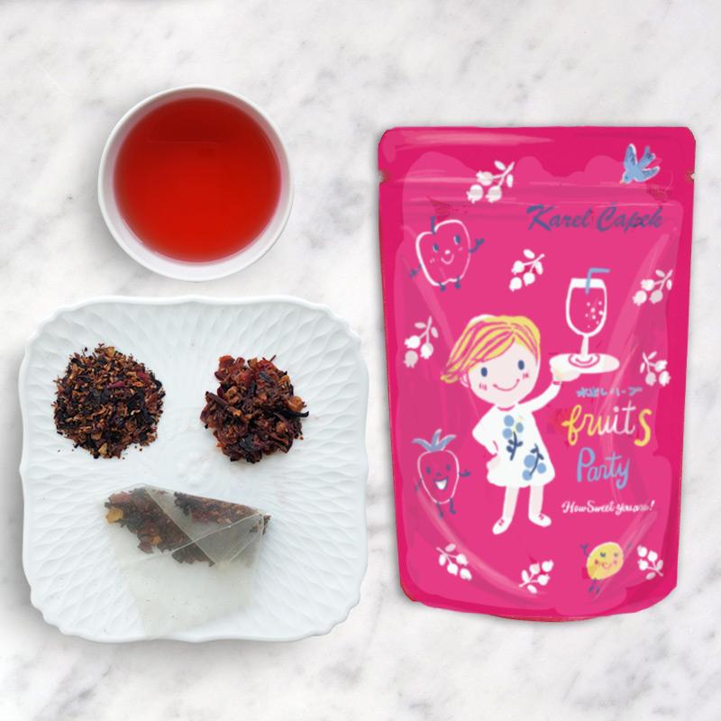 Karel Capek冷泡茶