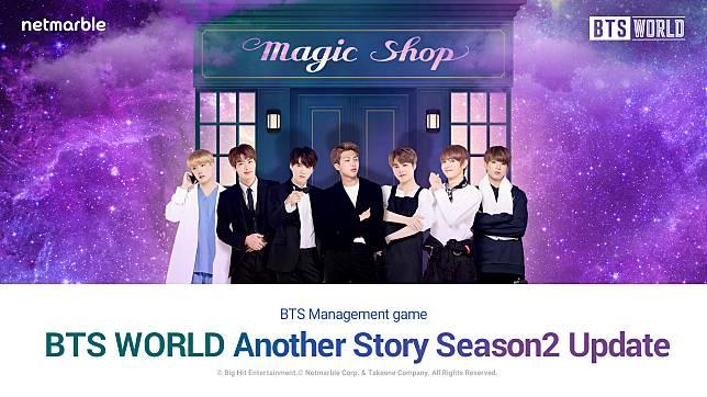 BTS Kunjungi Magic Shop 01