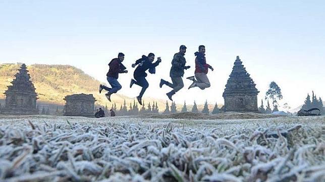5 Destinasi Wisata di Dieng untuk Saksikan Fenomena Embun Es
