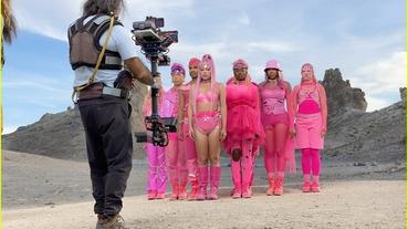 用手機拍的 Lady Gaga單曲MV《Stupid Love》使用iPhone 11 Pro 拍攝