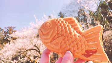 日本銅板庶民甜點美食「鯛魚燒」口味多變超驚奇!章魚燒、納豆通通都能包進去!