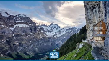 世界上最危險的一餐瑞士懸崖景觀餐廳