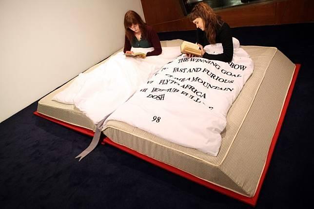 Tempat Tidur Lesehan Sederhana  7 desain tempat tidur teraneh di dunia super unik