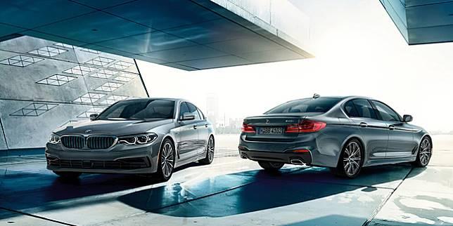 BMW 5 530i (BMW Amerika)