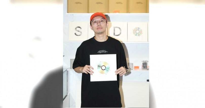 新專輯《家常音樂》不上架串流平台,創下五千張銷售成績。(攝影/林勝發)