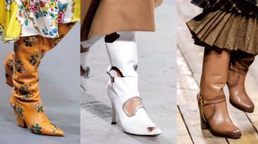【2020FW 紐約時裝周】Michael Kors讓馬術長靴時髦回歸、Marc Jacobs續寫復古情懷!2020紐約時裝周鞋款精選