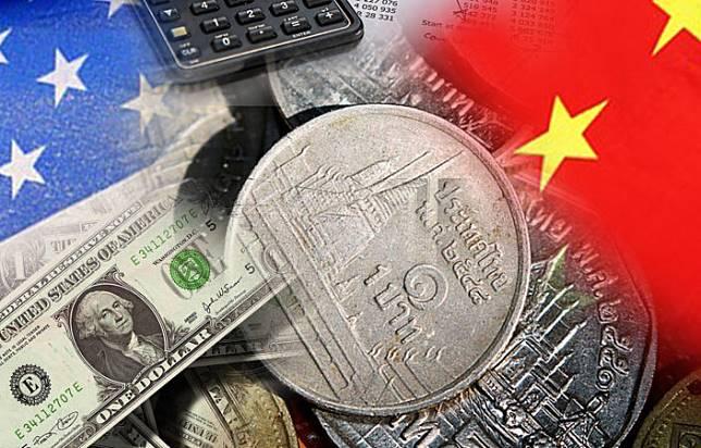สงครามการค้า-เงินบาท-ดอลลาร์