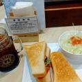 モーニングBセット - 実際訪問したユーザーが直接撮影して投稿した新宿コーヒー専門店函館 美鈴珈琲 新宿店の写真のメニュー情報