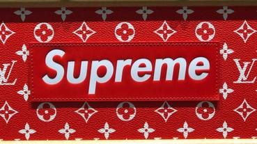 Supreme x Louis Vuitton 聯名皮箱售價出爐 真的是天價!