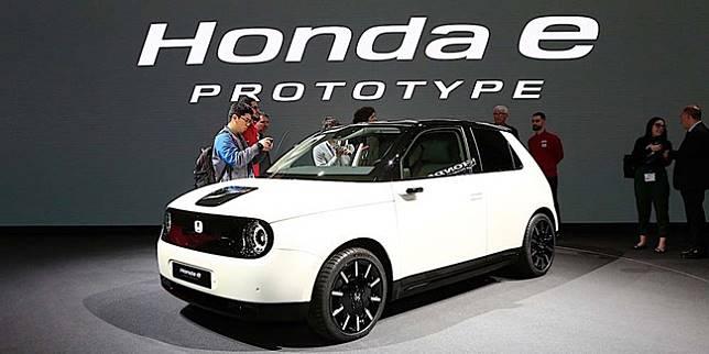 Honda e-Prototipe (Autoevolution)