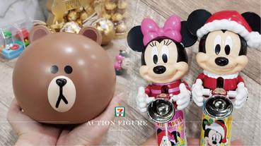 小熊維尼、熊大、迪士尼、史努比都在7-11!熊大存錢筒、米奇公仔,玩具控絕對不能錯過