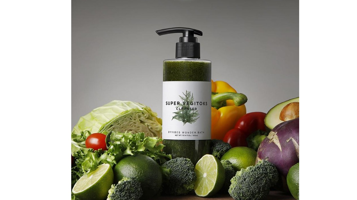 韓國 Wonder bath 蔬果卸妝洗面乳