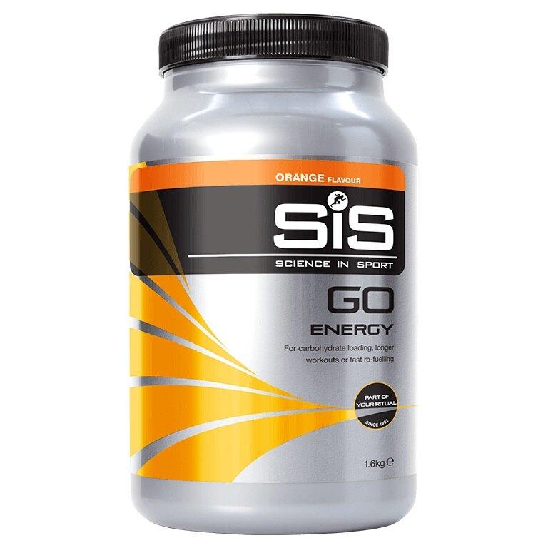騎跑泳者-英國 SIS GO Energy Powders 能量粉 1.6kg 兩種口味:檸檬、橘子,素食可