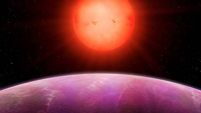 Ilmuwan Klaim Temukan Planet dengan Tiga Matahari Ada Kehidupan?