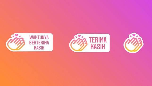 Instagram Hadirkan Stiker Khusus Untuk Garda Terdepan Perangi Corona