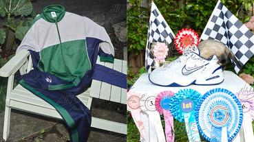 除了復古運動裝還有異形 Monarch 鞋 Martine Rose X Nike 台灣販售消息