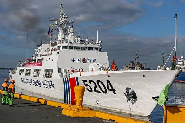 China likely to step up coastguard port calls as part of South China Sea soft power play, analysts say