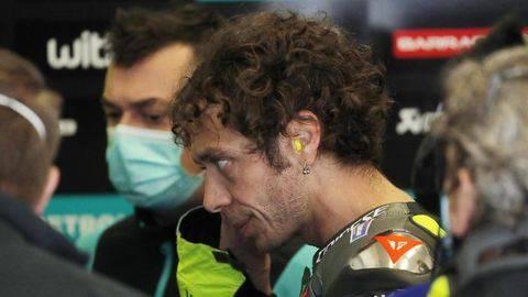 Valentino Rossi mengaku senang dengan hasil tes MotoGP Jerez. (Foto: REUTERS/JON NAZCA)