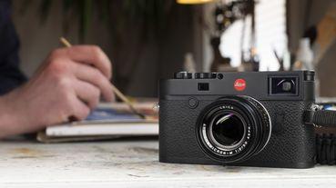 徠卡傳奇旁軸相機M10-R磅礡再現,4000萬像素直達攝影新境界