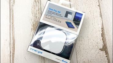 Innergie 45H USB-C Power Adapter萬用充電器 開箱